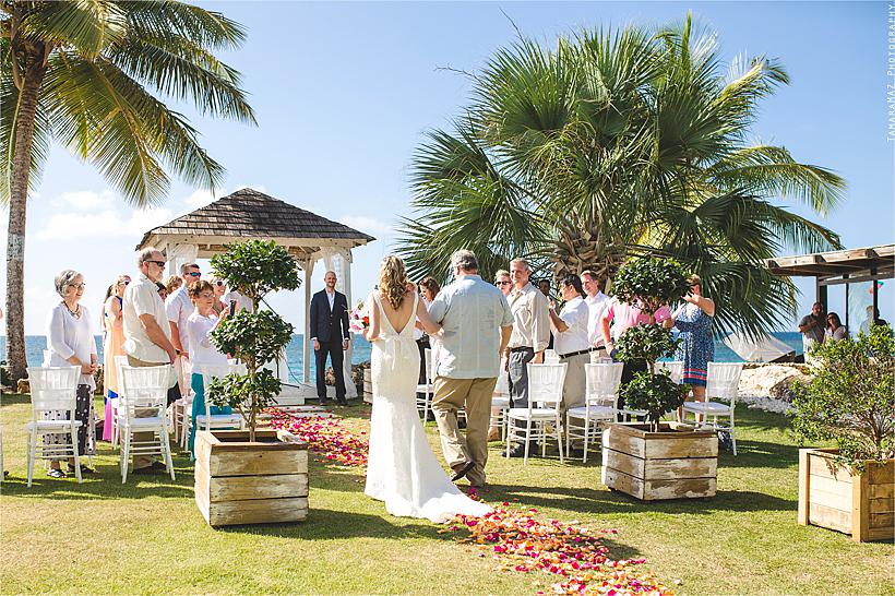 Villa Montaña Beach Resort Wedding - Tamara Maz Photographer