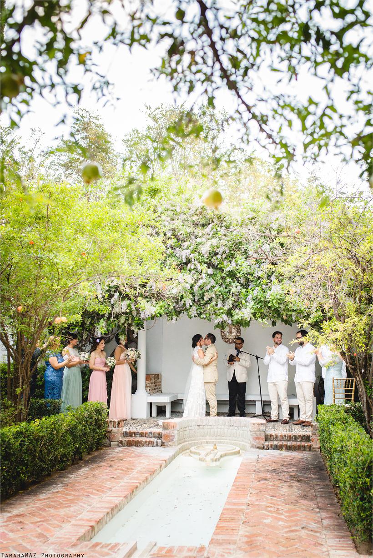 Destination Wedding At Museo De Arte Puerto Rico Wedding