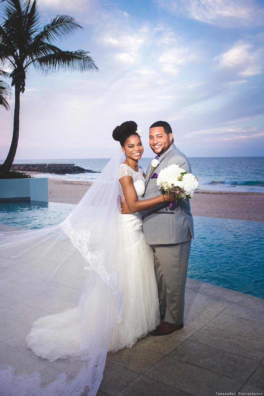 Destination Wedding At La Concha Resort Puerto Rico