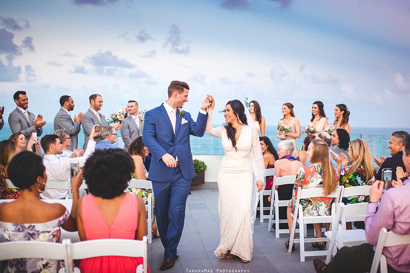 La Concha Destination Wedding