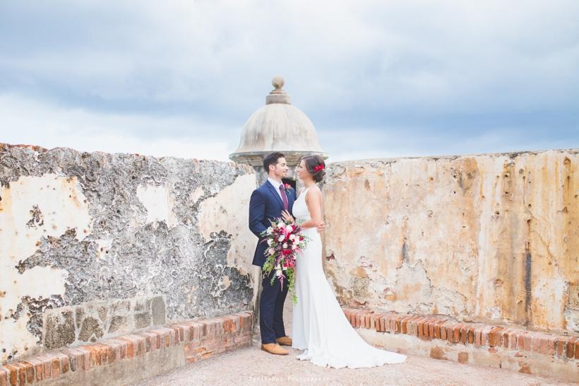El Morro Wedding Photos
